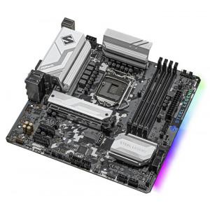 ASROCK μητρική B560M Steel Legend, 4x DDR4, s1200, USB 3.2, mATX B560M-SL