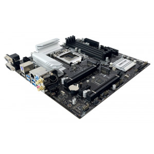BIOSTAR μητρική B560MX-E PRO, 4x DDR4, s1200, USB 3.2, mATX, Ver. 6.0 B560MX-E-PRO