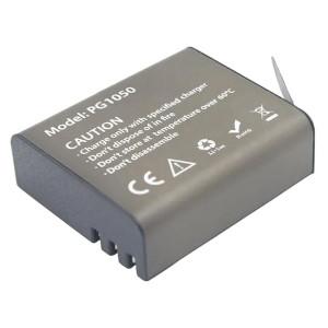 EKEN επαναφορτιζόμενη μπαταρία για EKEN action cam PG1050, 3.7V, 1050mAh BAT-H9R