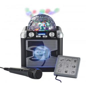 IDANCE Καραοκε sound system BC5L, DJ pad, bluetooth, 40W, 1000mAh, μαυρο BC5L