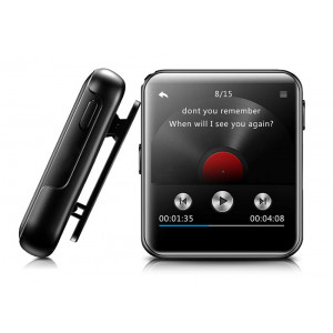 BENJIE MP3 Video Player BJ-A39, bluetooth, 1.8, με ηχείο, μαύρο BJ-A39-X1