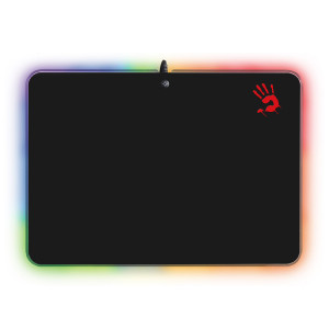 BLOODY Gaming Mousepad BLD-MP-50RS, με RGB LED backlit, 35.8x25.6cm BLD-MP-50RS