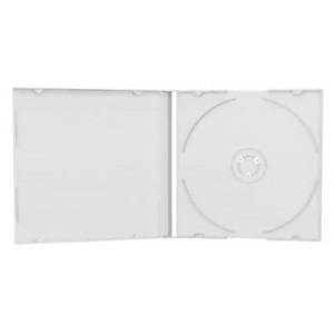 CD Slimcase με Clear Δισκος - 100ΤΕΜ BOX20
