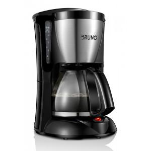 BRUNO Καφετιέρα φίλτρου BRN-0019, 1000W, 1.25lt BRN-0019
