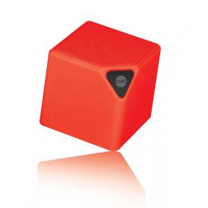 FOREVER Bluetooth Speaker BS-130, FM Radio, TF card, USB, mic, Red