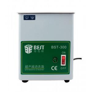 BEST Ultrasonic Cleaner BST-300, Stainless Steel, 50W BST-300