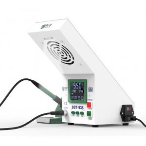 BEST Soldering Station BST-938 με σταθμό απορόφησης καπνού και LED φως BST-938