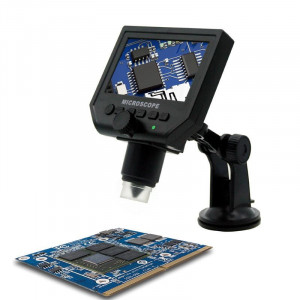 LCD Digital Microscope G600, 4.3 LCD, 3.6MP sensor, Portable BST-G600