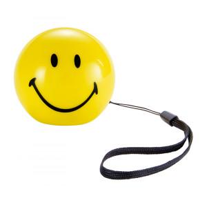 BIGBEN Φορητο ηχειο emoticons BT15, bluetooth, 3W, smile BT15SMILEY