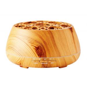 BIGBEN Ηχείο με φωτισμό & διαχυτή αρώματος BTA01, Bluetooth, 10W, wood BTA01