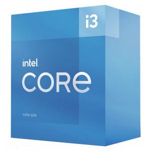 INTEL CPU Core i3-10105, 4 Cores, 3.70GHz, 6MB Cache, LGA1200 BX8070110105