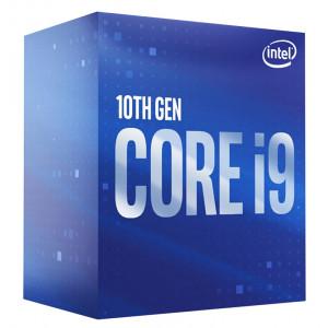 INTEL CPU Core i9-10900, 10 Cores, 2.80GHz, 20MB Cache, LGA1200 BX8070110900
