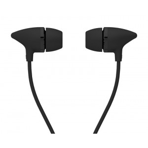 UIISII Ακουστικά Handsfree C100, μαύρο C100-BK