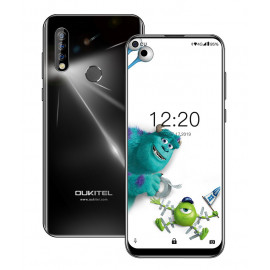 OUKITEL Smartphone C17 Pro, 6.35, 4/64GB, Octacore, 3900mAh, μαύρο C17PRO-BK