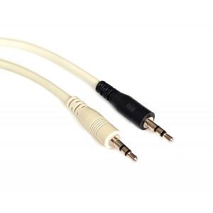 POWERTECH καλώδιο Jack stereo σε Jack stereo 2.5mm, Black, 1.8m CAB-J035