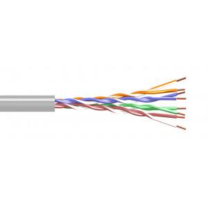 POWERTECH καλώδιο UTP Cat 5e CAB-N114, copper 26AWG 0.4mm, PVC, 305m CAB-N114