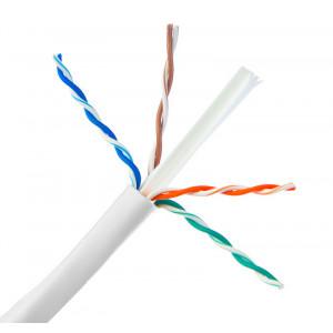 POWERTECH καλώδιο UTP Cat 6e CAB-N116, copper 24AWG 0.5mm, PVC, 305m CAB-N116