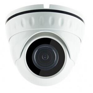 LONGSE Υβριδική Κάμερα 720p, 3.6mm, 1ΜP, IR 20M, μεταλλικό σώμα CCTV-017