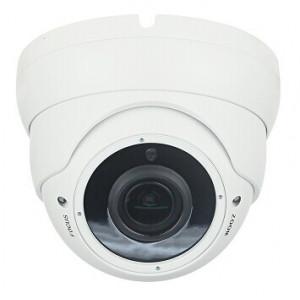 LONGSE Υβριδική Κάμερα Varifocal, 1080p, 3.6mm, 2.1ΜP, IR 20M, μεταλλικό σώμα CCTV-018