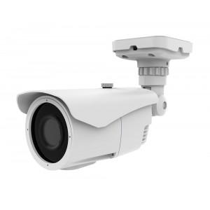 LONGSE Υβριδική Bullet Κάμερα, 1080p 2.1MP, 2.8-12mm, IR 60M, μεταλλική CCTV-024