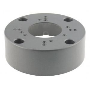 LONGSE Μεταλλική βάση στήριξης καμερών Dome και Bullet CCTV-B002, γκρι CCTV-B002