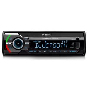 PHILIPS ηχοσύστημα αυτοκινήτου CE235BT-05, Bluetooth/FM/AUX/SD/USB CE235BT-05