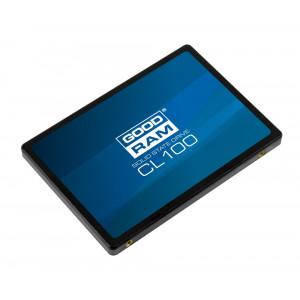 GOODRAM SSD CL100, SATA III, 2.5, 7mm, TLC, 120GB CL100-120