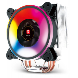 SOEYI Ψύκτρα για CPU CL4200, 1600RPM, 29dBA, 4-pin, 120mm fan RGB, 150w CL4200