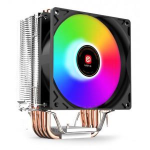SOEYI Ψύκτρα για CPU CL4900, 2400RPM, 26.3dBA, 4-pin, 80mm fan RGB, 130w CL4900