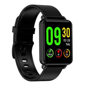 COLMI Smartwatch Land 1, 1.3 έγχρωμο, IP68, HR & Blood pressure, μαύρο CLM-LAND1-BK
