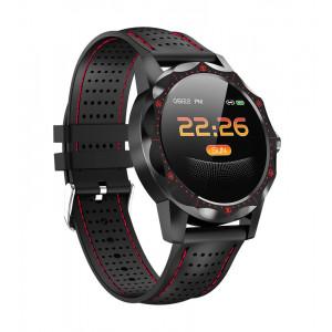 COLMI Smartwatch Sky 1 CLM-SKY1-RD, έγχρωμη οθόνη, IP68, μαύρο CLM-SKY1-RD