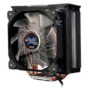 ZALMAN ψύκτρα για CPU CNPS10X Optima II, 1500rpm, 27dBA, 61.52CFM, 180W CNPS10X-OPTIMAII-BK