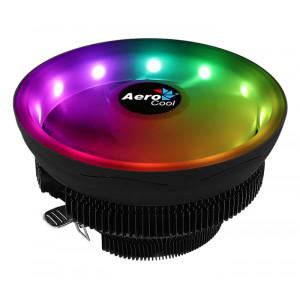 AEROCOOL ψύκτρα COREPLUS-ARGB-PWM-4P, 1800rpm, 25.4dBA, 51.3CFM, ARGB COREPLUS-ARGB-PWM-4P