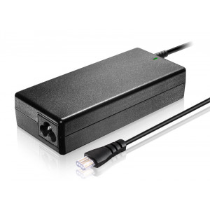 CTECH Notebook Charger, Universal, 90W, χωρίς βύσματα CP-0001