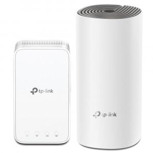 TP-LINK Home Mesh Wi-Fi System DECO E3, AC1200, Ver. 1.0 DECO-E3