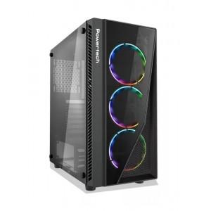 POWERTECH PC DMPC-0042 Core i3-10100F, SSD 256GB, 8GB RAM, VGA RX560 DMPC-0042