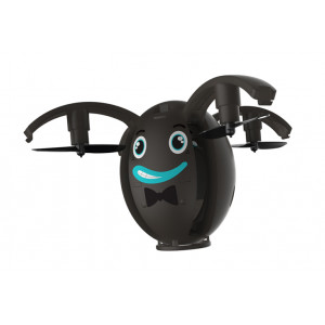 BIGBEN Drone Egg one, bluetooth, easy fly, stabiliser, μαυρο DRONEGGONEGR