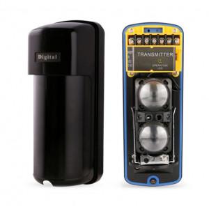 Φωτοηλεκτρικός ανιχνευτής 4 δεσμών DS-150HDF, εμβέλεια 150m DS-150HDF