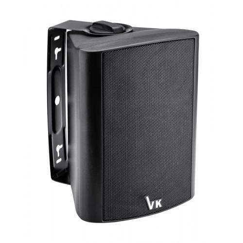 VOICEKRAFT Ηχείο DS-502-BL 5, 2 δρόμων, bass reflex, 30W RMS, μαύρο DS-502-BL