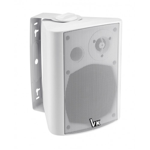 VOICEKRAFT Ηχείο DS-502-WH 5, 2 δρόμων, bass reflex, 30W RMS, λευκό DS-502-WH
