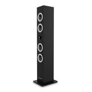 THOMSON Sound Tower DS120CD, bluetooth, CD/USB/SD/Line in, 60W, μαυρο DS120CD