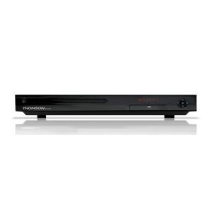 THOMSON DVD Player DVD80K με μικροφωνο, Full HD, USB, μαυρο DVD80K