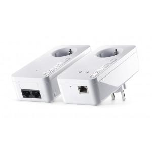 DEVOLO Powerline dLan 550+ WiFi 09840 Starter KIT, 2x adapters, 500Mbps DVL-09840