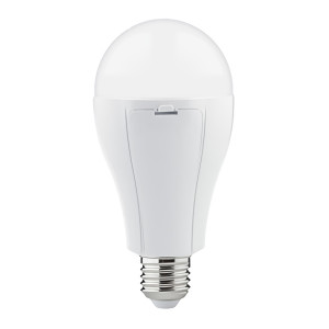 POWERTECH φορητή LED λάμπα έκτακτης ανάγκης E27-011 15W, E27, 6500K E27-011