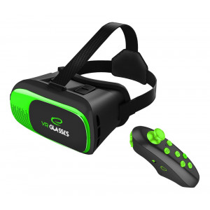 ESPERANZA 3D VR glasses EGV300R για smartphone έως 6, με BT controller EGV300R