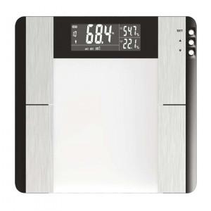 EMOS smart ζυγαριά μπάνιου EV104, με μετρήσεις λίπους, μάζας, θερμίδων EMS-EV104