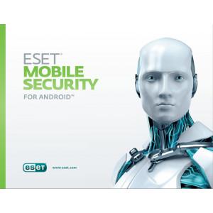 ESET Mobile Security για Android, 1 Αδεια, 1 Ετος EMSHC1Y