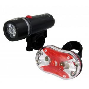 ESPERANZA σετ φωτισμού ποδηλάτου EOT015, με μπαταρίες AAA EOT015