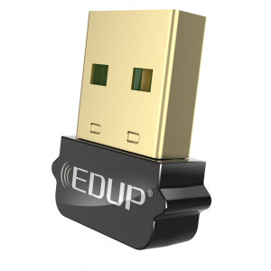 EDUP Wireless USB nano adapter EP-AC1651, 650Mbps, 2.4/5GHz, RTL8811CU EP-AC1651