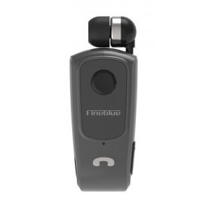 FINEBLUE Bluetooth Headset F920, V4.1 + EDR, Gray F920-GR